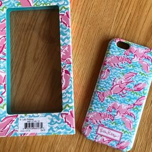 Lilly Pulitzer IPhone 6/6s phone cover 📱